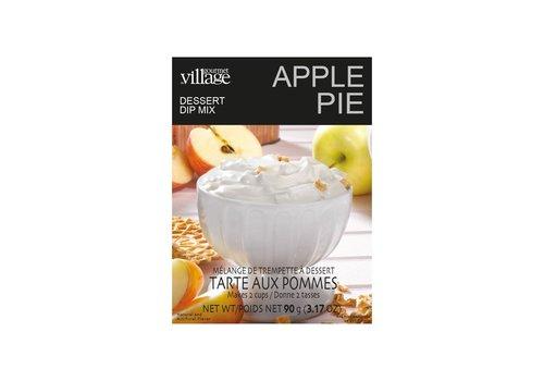 Gourmet Du Village Dip Recipe Box Apple Pie Dessert