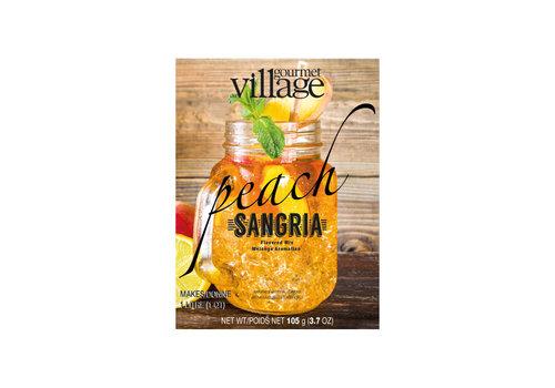 Gourmet Du Village Sangria Peach Box 105g