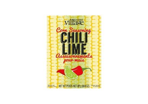 Gourmet Du Village Chili Lime Seasoning