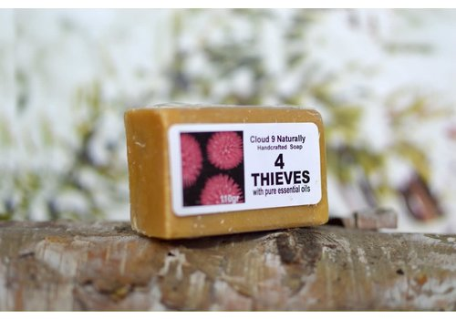 Cloud 9 Naturally 4 Thieves Soap 125g