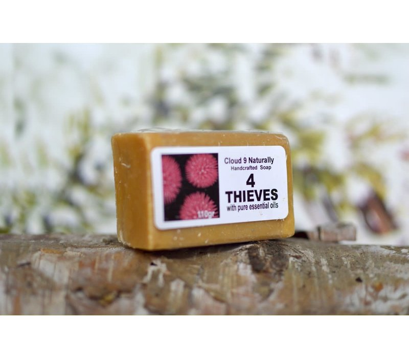 4 Thieves Soap 125g