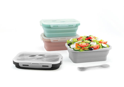 Silicon Collapsible Lunch Container
