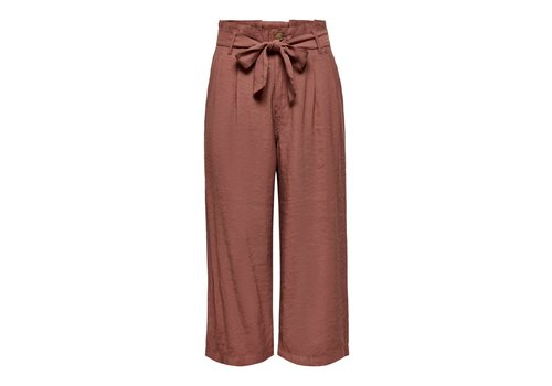 ONLY Aminta High Waisted Culotte Pant