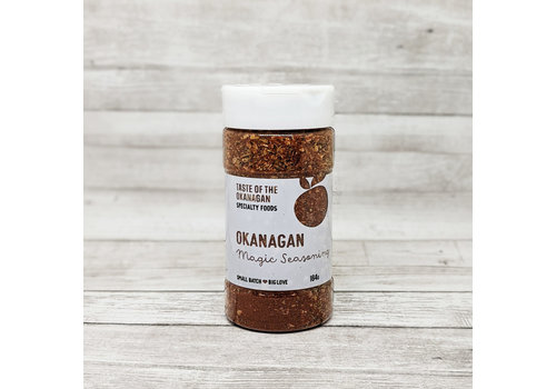 Taste Of The Okanagan Okanagan Magic Seasoning 164g