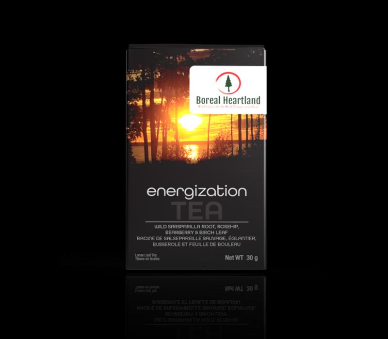 Energization Blend Herbal Tea