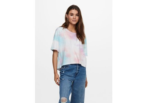 ONLY Zoey Life Tie Dye Tee