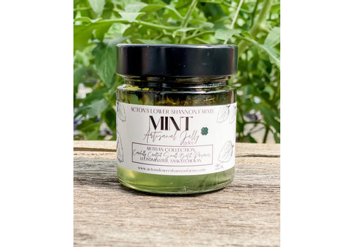 Acton's Lower Shannon Farms Mint Jelly 212ml