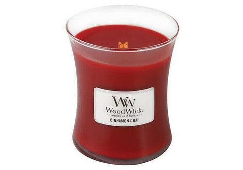 Woodwick Cinnamon Chai Candle Large