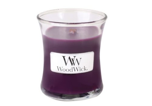 Woodwick Spiced Blackberry Hourglass Candle