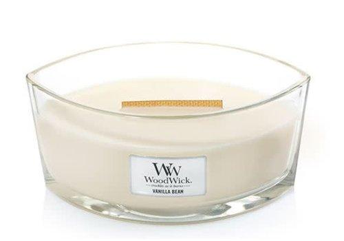 Woodwick Vanilla Bean Ellipse Candle Large