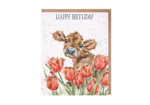 Wrendale Bessie Happy Birthday