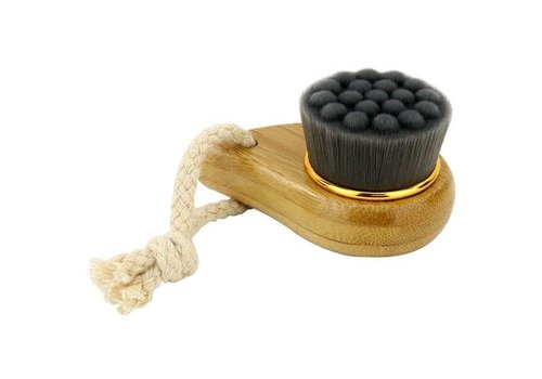 Relaxus Products Bamboo Charcoal Facial Brush