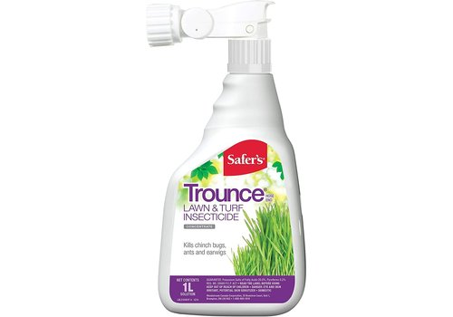 Safers Trounce Lawn Insecticide Conc 1L