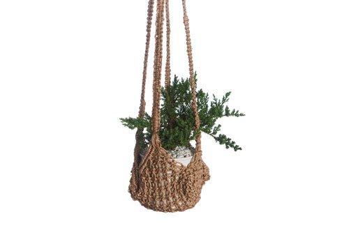 Jute Hanging Basket