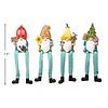 Polyresin Gnome With Floppy Legs