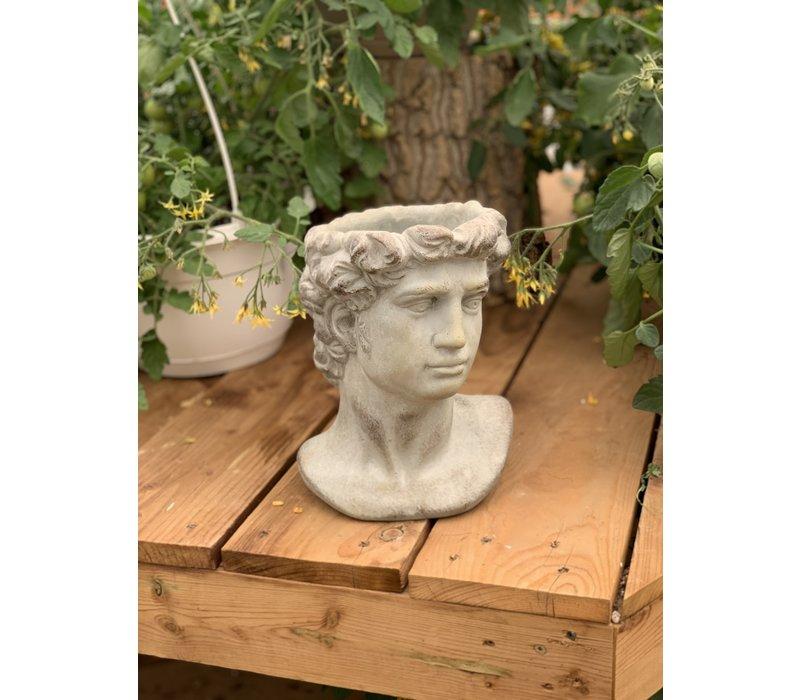 Ares Head Planter