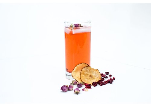 Fuse & Sip Strawberry Rose Hydrator Electrolyte Drink Infusion