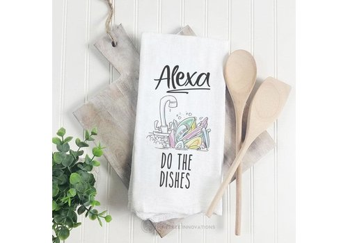 Towel Alexa