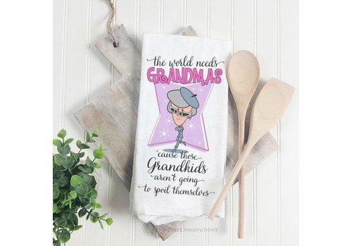 Towel The World Needs Grandma's