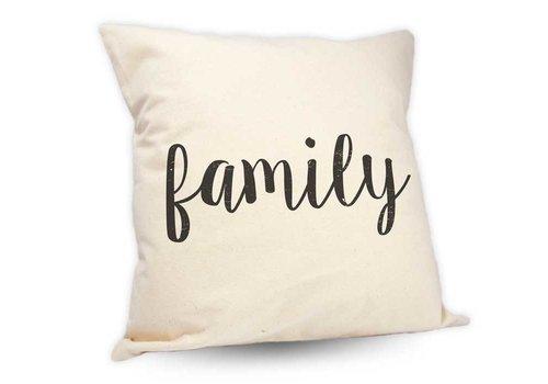 "Pillow Family 18"""