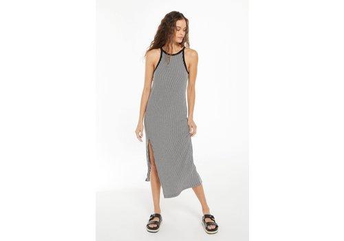 Z Supply Palisades Stripe Midi Dress