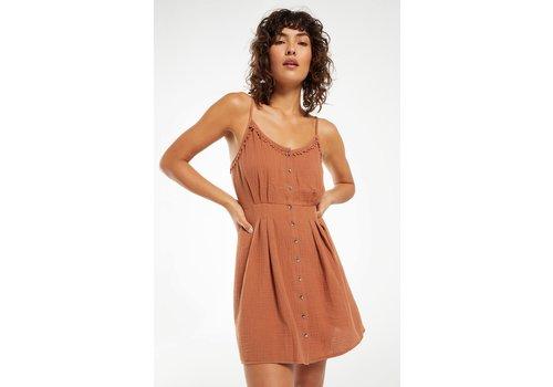 Z Supply Umbra Gauze Dress