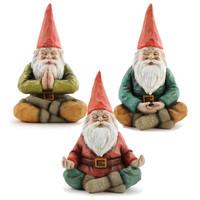 Yoga Pose Gnomes