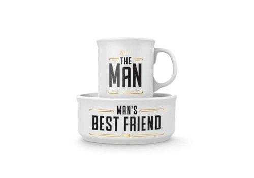 Howligans Best Friend Mug and Dog Bowl