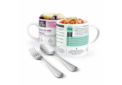 Fred Sweet and Salty Grub Mugs