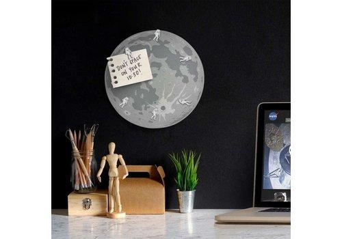 Fred Moon & Astronaut Corkboard