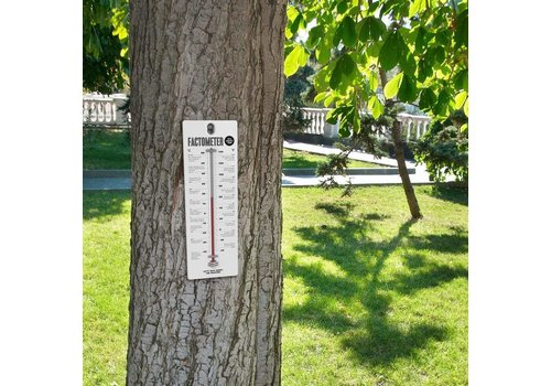 Fred Fact-O-Meter Thermometer
