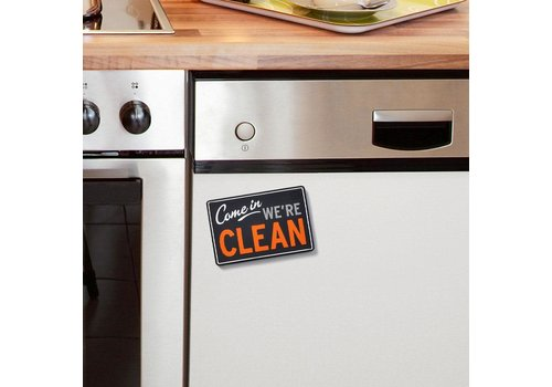 Fred Come In Dishwasher Sign