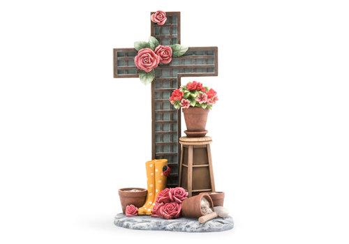 Gardening Cross