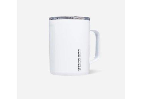 Corkcicle Mug Gloss White 16oz