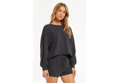 Z Supply High Tide Terry Top