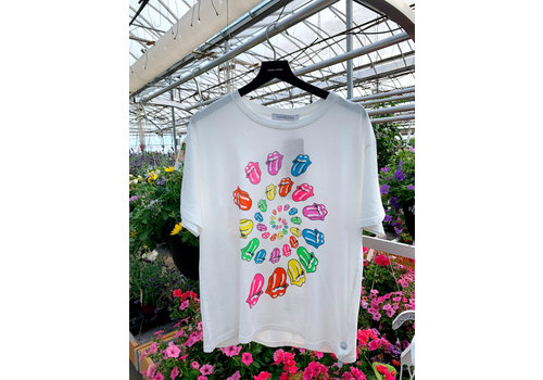 Daydreamer Rolling Stone Spiral BF Tee