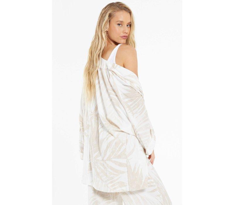 Tropic Wrap Kimono