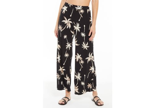 Z Supply Wahine Tropical Palm Pant