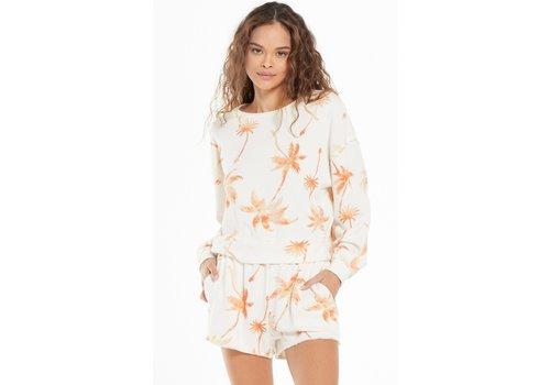 Z Supply Kai Tropical Sweatshirt
