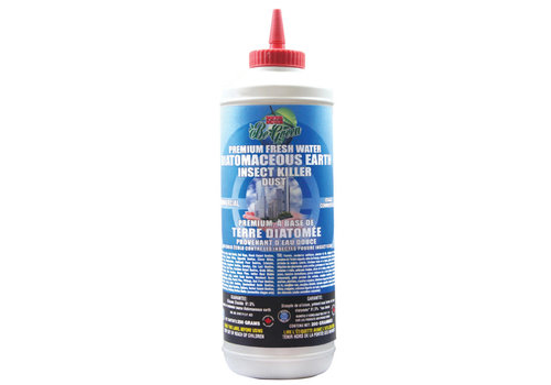 Premium Freshwater Diatomaceous Earth Insect Killer Dust 200g