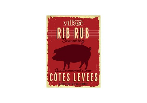 Gourmet Du Village Seasoning Rib Rub