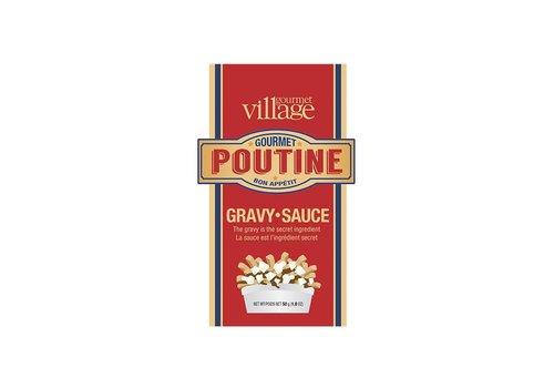 Gourmet Du Village Seasoning Box Poutine Sauce Mix