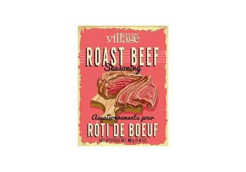 Gourmet Du Village Seasoning Box Roast Beef