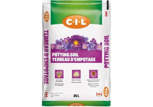 C-I-L Natural Potting Soil 25L