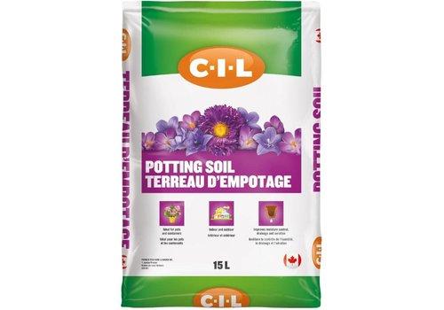 C-I-L Natural Potting Soil 15L
