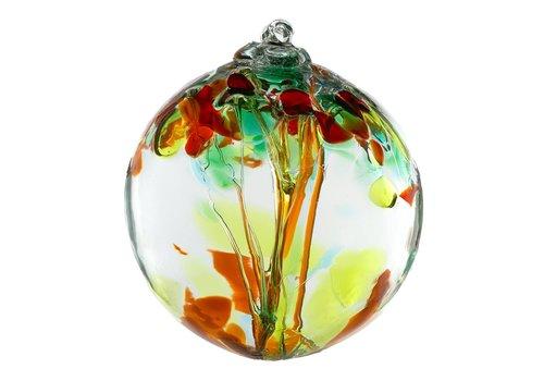 Kitras Art Glass Tree of Enchantment Ball