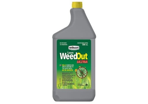 Wilson Lawn Weedout Ultra Concentrate 500ml