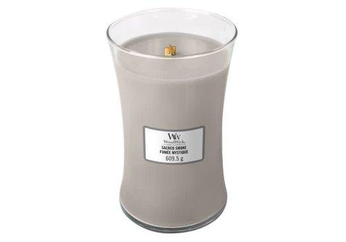 Woodwick Sacred Smoke Hourglass Candle