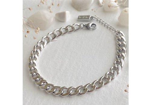 Pika & Bear Billy Large Link Chain Bracelet