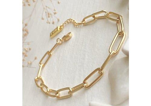 Pika & Bear Montmartre Paperclip Chain Bracelet